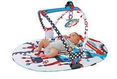 Baby Gym and Play Mat - Gymotion Activity Musical Robo Playland with Accessories for Infants and Toddlers (0m+) Yookidoo http://www.amazon.com/dp/B00KZ6LQHK/ref=cm_sw_r_pi_dp_vo4Qub1DPZZPP