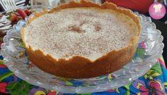 Torta de Leite Ninho com Nutella