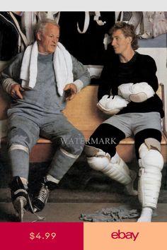 Howe and Wayne Gretzky two of the best and greatest hockey players ever. Hockey Rules, Hockey Mom, Hockey Teams, Stars Hockey, Basketball Tickets, Hockey Stuff, Montreal Canadiens, Snowboard, Rangers Hockey