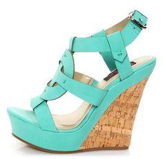Dolgu Topuk Yazlık Bayan Ayakkabı Modelleri