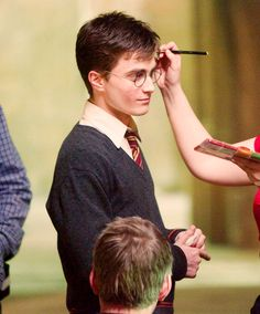 Year Five: Harry Potter and the Order of Phoenix. Behind the Scenes.