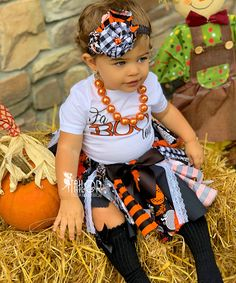 Kehen Toddler Halloween Clothes Infant Baby Girl Boy Autumn Outfit Ghost and Pumkin Jumpsuit Clothing Set