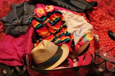 The best ideas of what to pack for hawaii. what's in my suitcase