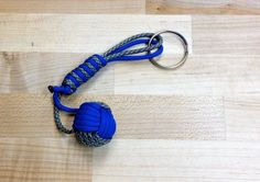 How to Make a Paracord Monkey Fist - DIY Ready