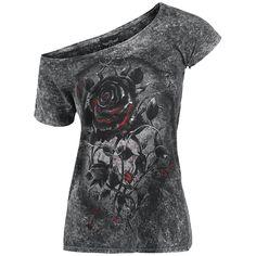 T-Shirt Manches courtes Alchemy England »Roses nest« | Dispo chez EMP | Plus de Manches courtes Gothic sur notre site en ligne ✓ Prix imbattables !