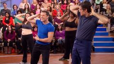 Dr. Oz's 4-Step Flat Belly Plan, Pt 4  3 Belly/Core exercises involving total body work out.  So fun!!!
