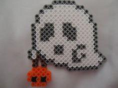 Halloween perler beads by PerlerHime