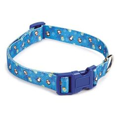 Casual Canine North Pole Pals Pet Collar, 14 to 20-Inch, Blue * Read more at the image link. (This is an affiliate link and I receive a commission for the sales)