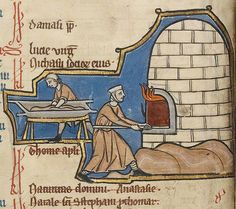 Forners medievals