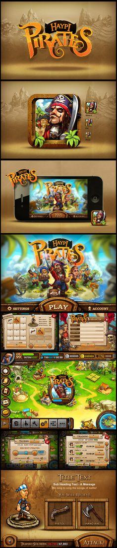 http://www.fullyillustrated.com/ Haypi Pirates (Kingdom of Pirates)