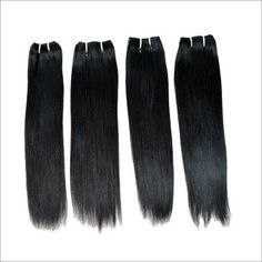 HRITIK EXIM from Hyderabad, Telangana (India) is a manufacturer, supplier and exporter of Wavy Straight Bulk Hair at the best price. Straight Wavy Hair, Natural Wavy Hair, Natural Hair Styles, Sulfate Free Shampoo, Deep Conditioner, Fall Hair, Hair Lengths, Hair Extensions, Curls