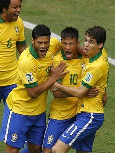 Ah Seleção Brasileira
