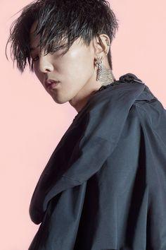 Meu santo G-Dragon para de ser lindo