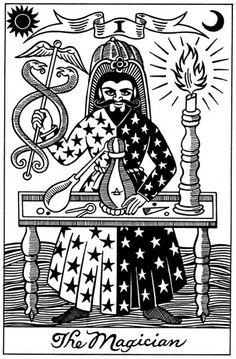 I. The Magician – Black Phoenix Alchemy Lab