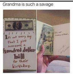 This grandma is the perfect troll funny tumblr follow... #catsfunnytumblr