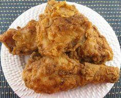 Feel Good Recipe for Gluten Free Buttermilk Fried Chicken Gluten Free Fried Chicken, Buttermilk Fried Chicken, Buttermilk Recipes, Gf Recipes, Dairy Free Recipes, Food Network Recipes, Chicken Recipes, Side Recipes, Feel Good Food