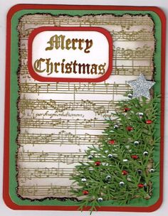 Oh Christmas Tree 4 by Shoe Girl - Cards and Paper Crafts at Splitcoaststampers White Desserts, Christmas Cards, Merry Christmas, Cherry Cobbler, Creative Cards, Silver Glitter, Note Cards, Espresso, Neutral