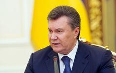 Ukraine issues arrest warrant for Viktor Yanukovych over mass murder