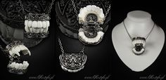 Gothic Vampire Aristocrat Pendant designed by me for www.Restyle.pl #gothic #goth #victorian #steampunk #jewelry #fashion #skull #rose #iron gate #cat skull #bat skull #moth #vampire #aristocrat #gothic lolita #lolita #elegant gothic aristocrat #gothicjewelry #gothjewelry #darkjewelry #horrorjewelry