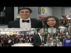 A Promposal. J.B. Alexander High School Valentines Day ( Prom Proposal ) ...possibly best ever. WHO EVEN DOES THIS?!