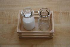 """Farm unit-Pouring """"milk"""""""