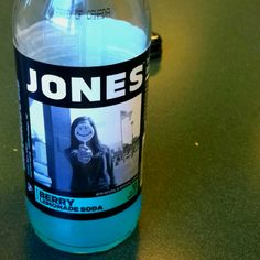 Jones soda berry lemonade