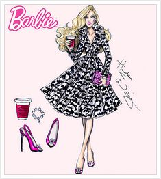 Barbie Style by Hayden Williams: 'Trench Setter' | 'Trench S… | Hayden Williams | Flickr