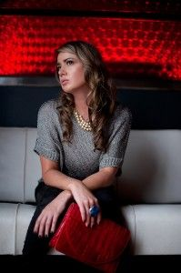 denver style shoot at the restaurant linger for couture colorado