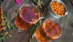 Recepty zrakytníku: olej, med ičaj - Vitalia.cz Beauty Elixir, Home Canning, Keeping Healthy, Healing Herbs, Edible Flowers, Health And Beauty Tips, Cooking Tips, Herbalism, Spices
