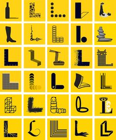 #Landor replantea su identidad corporativa con cientos de logos diferentes <-- Capsule/container #branding
