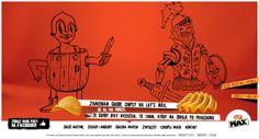 lays_max_bajor Duck Illustration, Illustrations, Maya, Comic Books, Comics, Cover, Illustration, Cartoons, Cartoons