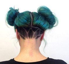 Idées Coupe cheveux Pour Femme 2017 / 2018 40 coiffures féminines pour faire un énoncé réel