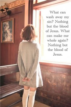 """Hebrews 9:12 (KJV) """"Neither by the blood of goats and calves, but by his own blood he entered in once into the holy place, having obtained eternal redemptionfor us."""""""