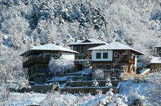 село - Google Търсене Bulgarian, Cabin, House Styles, Google, Bulgarian Language, Cottage, Cabins, Wooden Houses, Cottages