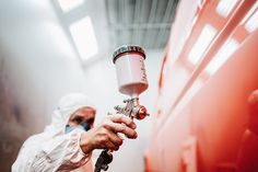Best Sprayer for Lacquer – Lacquer Spray Guns Review Paint Sprayer Reviews, Hvlp Paint Sprayer, Airbrush Spray Booth, Paint Booth, Air Brush Painting, Led Licht, Types Of Painting, Best Model, Mists