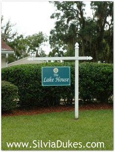 The Lake House Spring Hill Florida Photo by Silvia Dukes