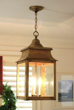 Jenny Steffens Hobick: Cape Cod Co. Farmhouse Dining Room Lighting, Modern Farmhouse Lighting, Farmhouse Light Fixtures, Hanging Lanterns, Candle Lanterns, Candles, Porch Lighting, Home Lighting, Kitchen Lighting