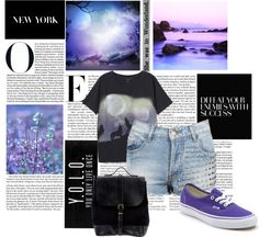 """""""Full moon"""" by magda-jed ❤ liked on Polyvore"""