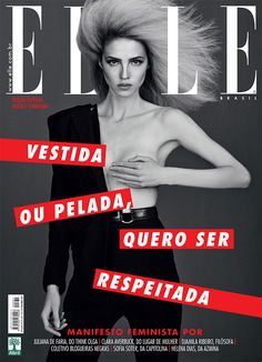 Elle Brasil Dezembro