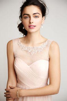7 Spring Bridesmaid Dresses: BHLDN Chloe Dress