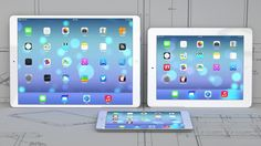 "[Rumor] 12.9-inch iPad May Release Next Year, Now Being Tested At Foxconn - Last month at an event, Apple unveiled 9.7"" display sized tablet, iPad Air. The new iPad Air has already created a buzz among people. However, now there's a new rumor swirling around that Apple is working on 12.9-inch display equipped iPad and it is already in testing phase at Foxconn. [Click on Image Or Source on Top to See Full News]"