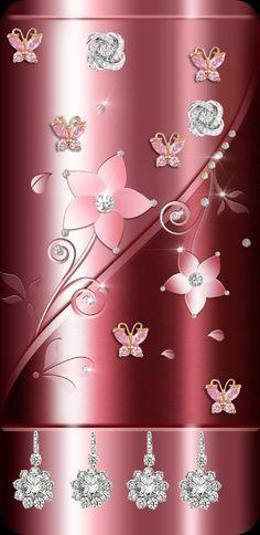 Cute Galaxy Wallpaper, Bling Wallpaper, Pretty Phone Wallpaper, Luxury Wallpaper, Cellphone Wallpaper, Bullet Journal Books, Book Journal, Pretty Backgrounds, Wallpaper Backgrounds