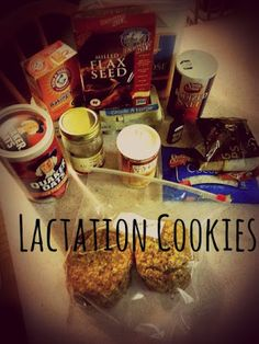 Oatmeal Chocolate Chip Lactation Cookie recipe to help increase milk supply in nursing or pumping moms!