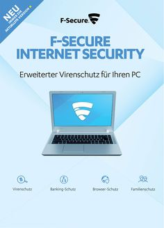 F-Secure Internet Security 2017 - günstig als Download bestellen