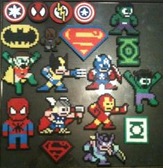 Teen Crafternoon: Perler Beads