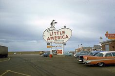 Little America, Wyoming