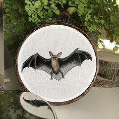 Embroidered bat https://www.etsy.com/nl/listing/530748595/reserved-for-sam