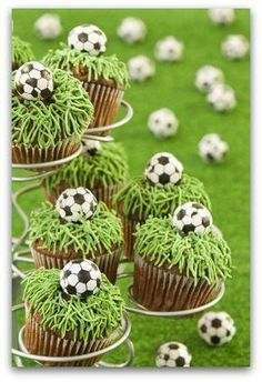 Cup cake ball