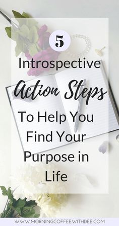 What is your purpose in life? That's one of the biggest questions we ask ourselves. I believe that our purpose is found naturally within us, and we just have to do some digging to reach it. So here are 5 simple steps you can take to help your find your purpose in life! | personal growth, self improvement, journaling prompts, journal ideas, find your purpose, find your passion, life purpose questions, journal prompts, vision board, how to find your passion, how to find yourself