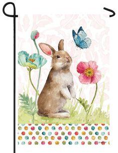 "Spring Church House Flag Easter Religious Lilies 28/"" x 40/"" Briarwood Lane"